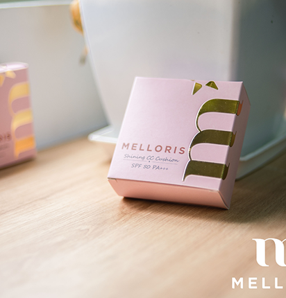 Melloris Shining CC Cushion SPF 50 PA+++